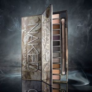 NEW | URBAN DECAY Naked Smoky Palette NIB